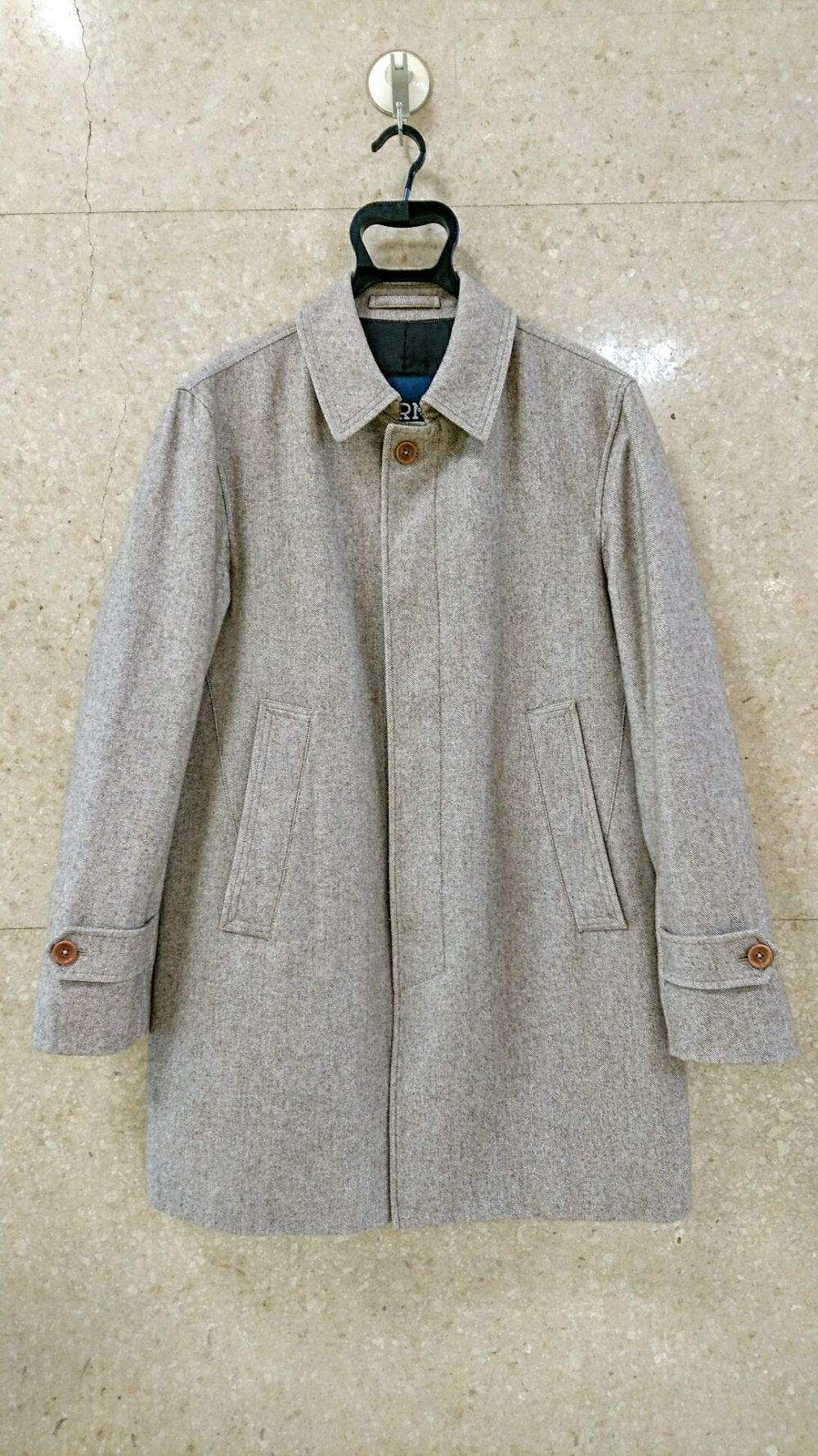 コート を 縫 おう